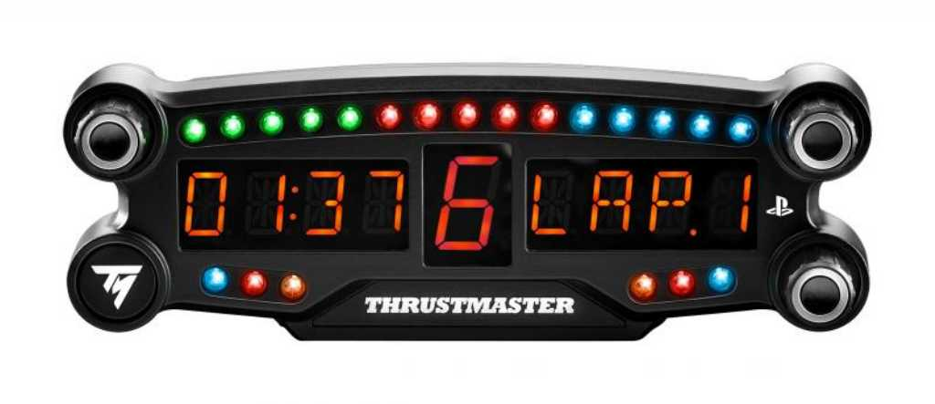 Thrustmaster Led Display