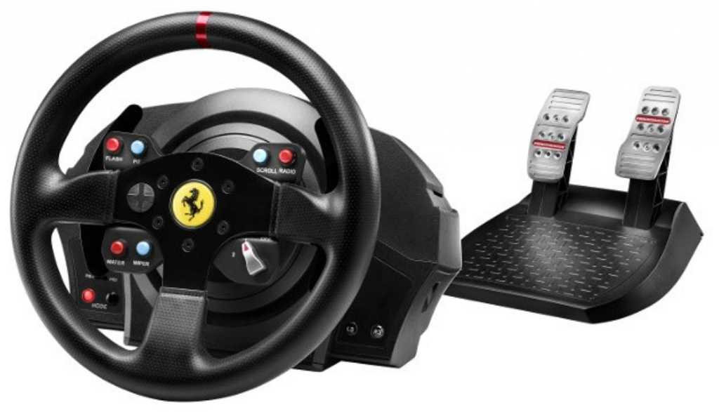 Thrustmaster T300 GTE FERRARI RACING WHEEL (PC/PS3/PS4)