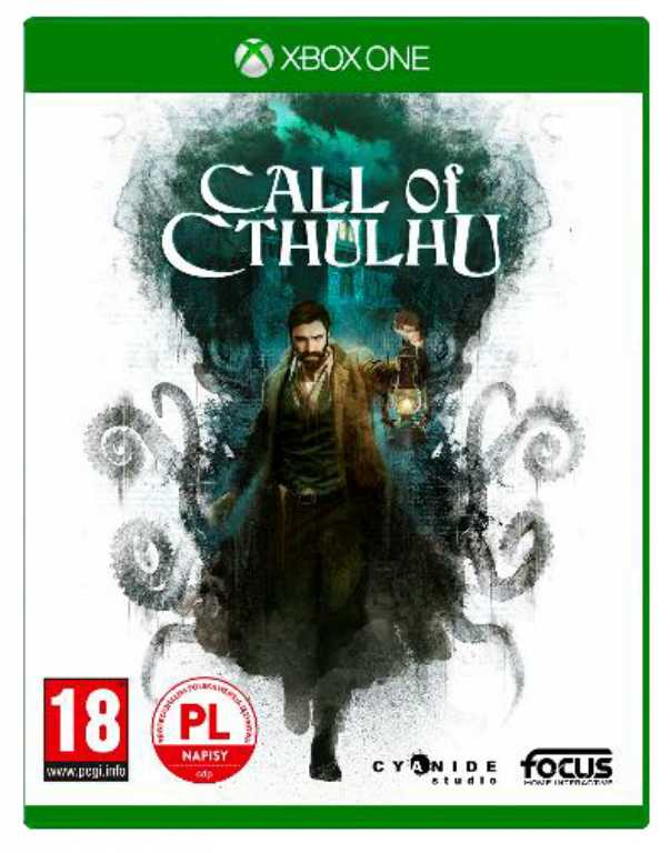 Cdp.pl Call of Cthulhu Gra Xbox One