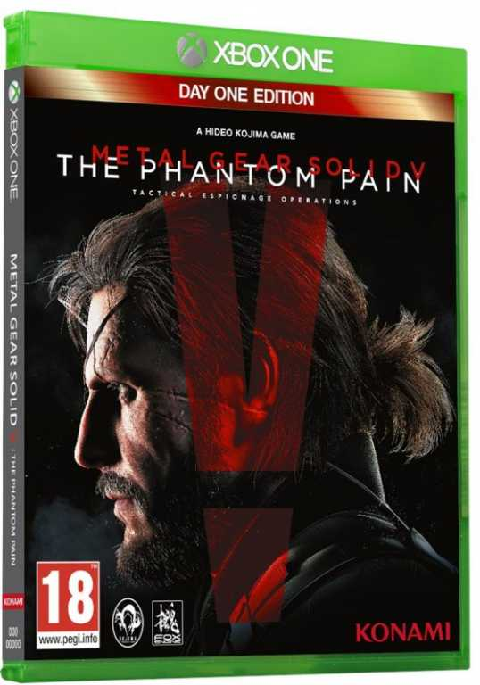 Cdp.pl METAL GEAR SOLID V: THE PHANTOM PAIN Gra Xbox One