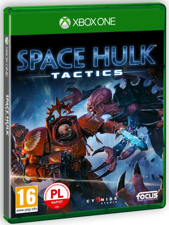 Cdp.pl Space Hulk: Tactics Gra Xbox One