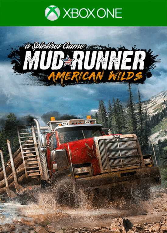 Cdp.pl Spintires: MudRunner American Wilds Edition Gra Xbox One