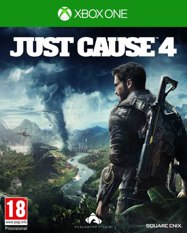 Cenega Just Cause 4 Gra Xbox One