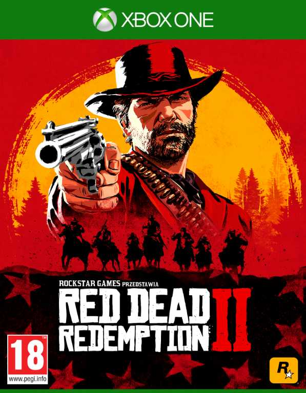 Cenega Red Dead Redemption 2 Gra Xbox One
