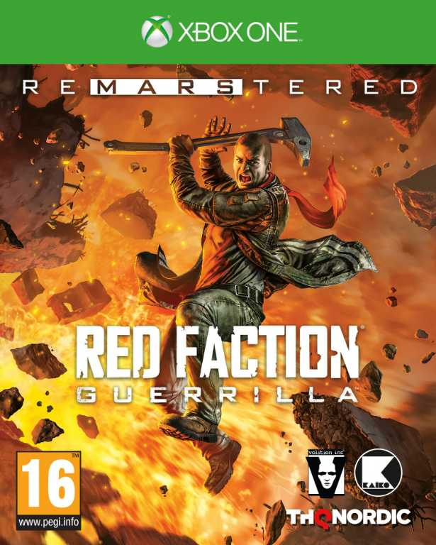 Cenega Red Faction Guerrilla: Re-Mars-Tered Edition Gra Xbox One