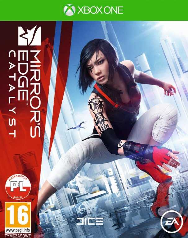 Ea MIRRORS EDGE CATALYST Gra Xbox One