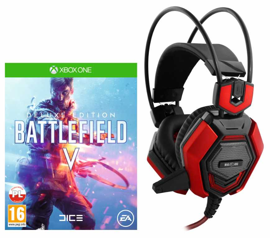 Electronic arts Battlefield V (Edycja Deluxe) Gra Xbox One
