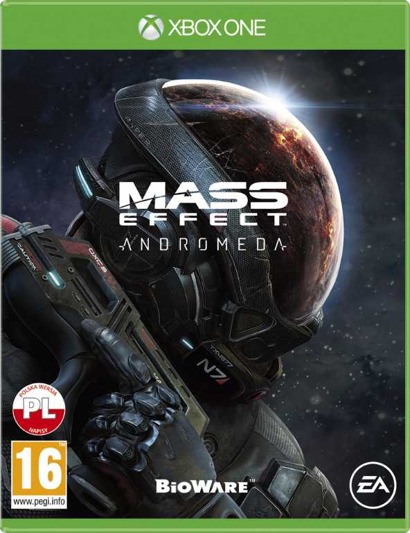 Electronic arts Mass Effect: Andromeda Frontline Gra Xbox One