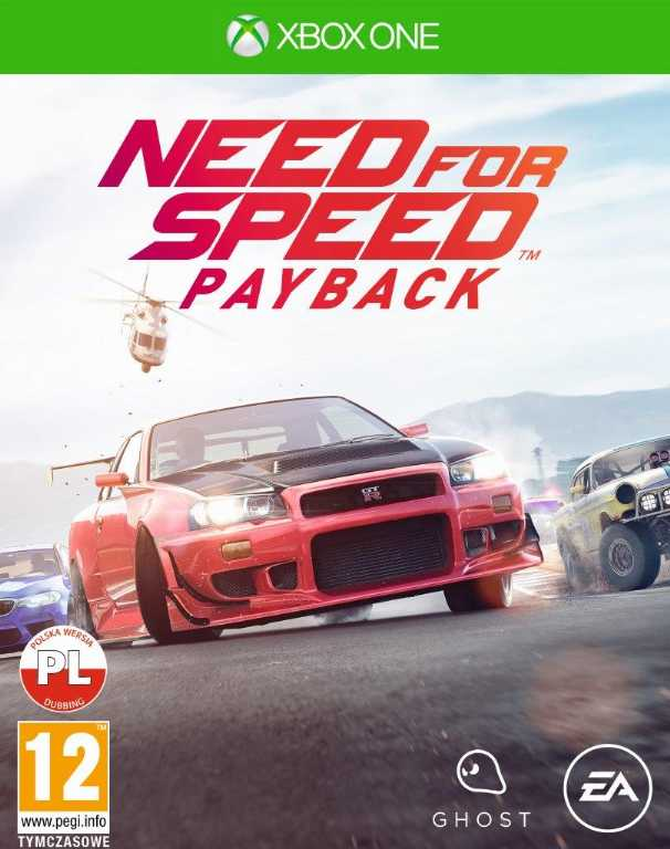 Electronic arts Need for Speed Payback Gra Xbox One