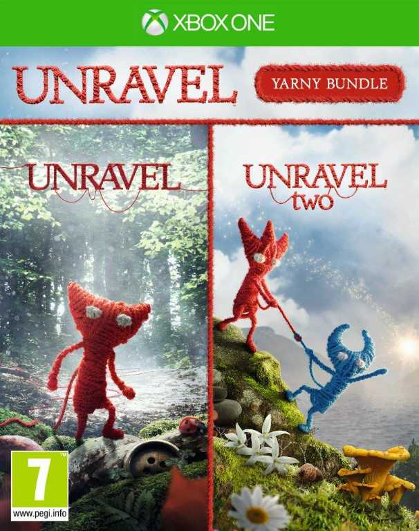 Electronic arts Unravel 1 + 2 Gra Xbox One