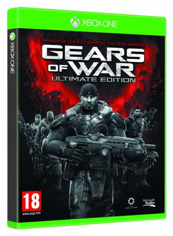 Microsoft GEARS OF WAR: ULTIMATE EDITION Gra Xbox One