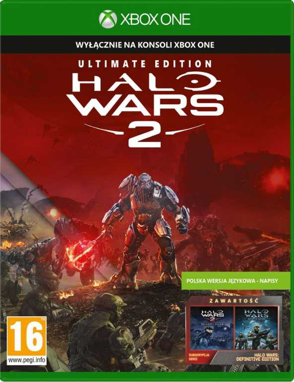 Microsoft Halo Wars 2 Gra Xbox One