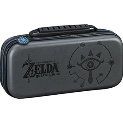 Etui BIG BEN Zelda Sheikah Eye Czarne do Nintendo Switch