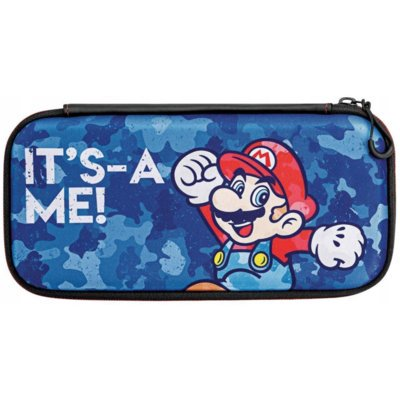 Etui PDP Slim Travel Case - Mario Camo Edition do Nintendo Switch