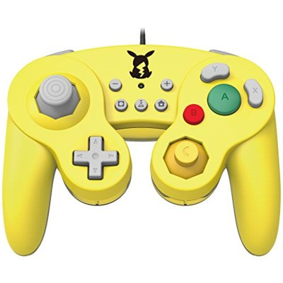 Kontroler HORI Smach Bros Gamepad Pikachu do Nintendo Switch
