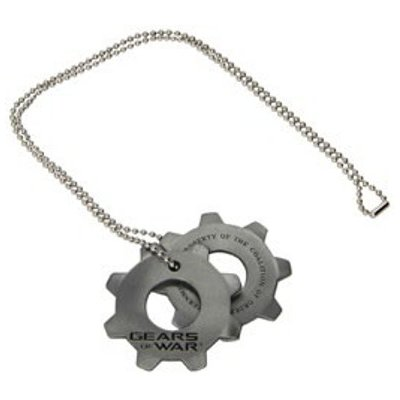 Brelok Gears of War 4 Cog Tags