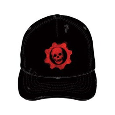 Czapka Gears of War 4 Black Omen