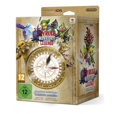 Gra 3DS Hyrule Warriors: Legends Limited Edition