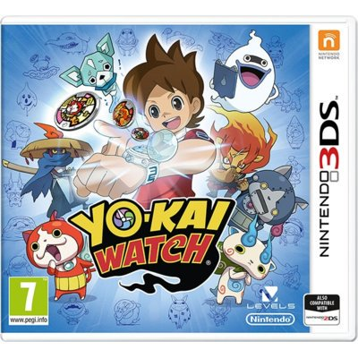 Gra 3DS Yo-kai Watch