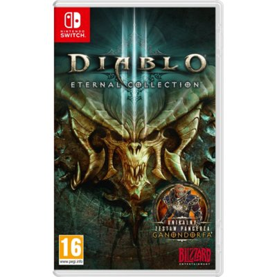 Gra Nintendo Switch Diablo III Eternal Collection