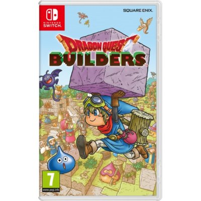 Gra Nintendo Switch Dragon Quest Builders
