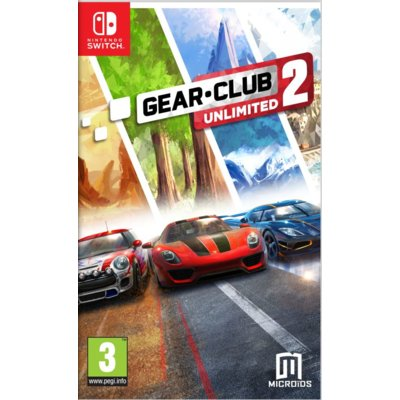 Gra Nintendo Switch Gear Club Unlimited 2