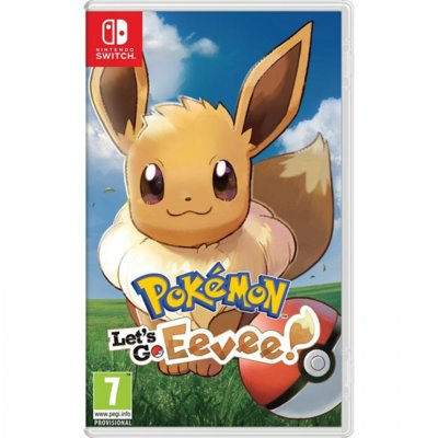 Gra Nintendo Switch Pokémon Let's Go Eevee!