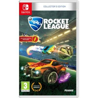 Gra Nintendo Switch Rocket League Collector's Edition