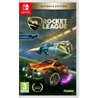 Gra Nintendo Switch Rocket League Ultimate Edition