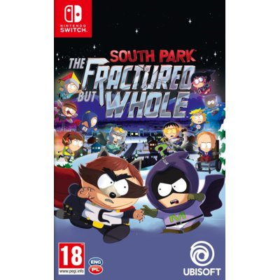 Gra Nintendo Switch South Park: The Fractured But Whole