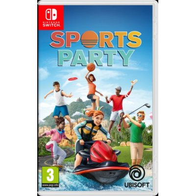 Gra Nintendo Switch Sports Party