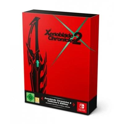 Gra Nintendo Switch Xenoblade Chronicles 2 Collector's Edition