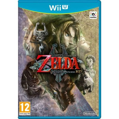 Gra Wii U The Legend of Zelda: Twilight Princess HD