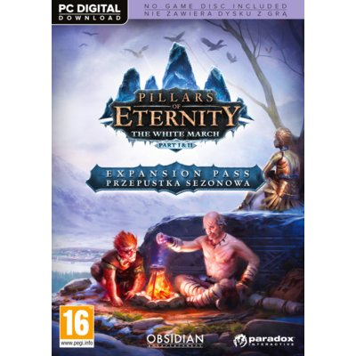 Dodatek do gry Pillars of Eternity: The White March - Przepustka sezonowa