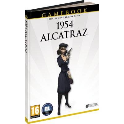 Gra PC 1954 Alcatraz (Gamebook)