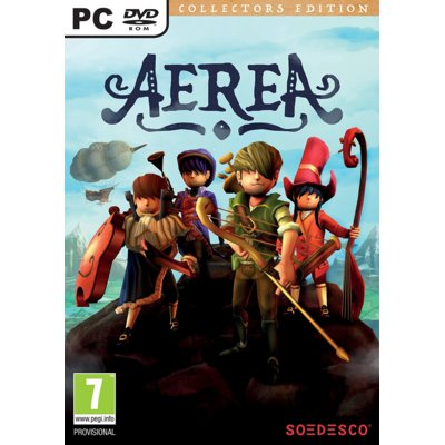Gra PC AereA Collector's Edition