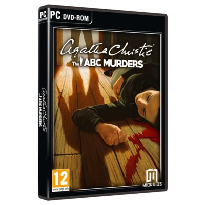Gra PC Agatha Christie: The ABC Murders