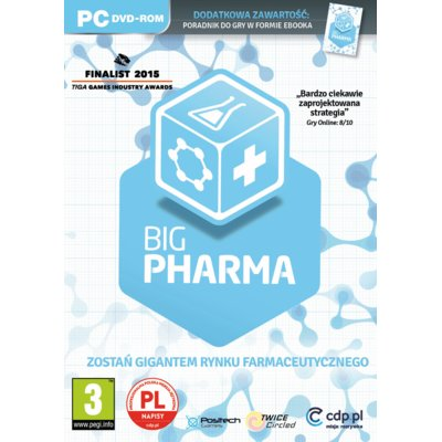 Gra PC Big Pharma