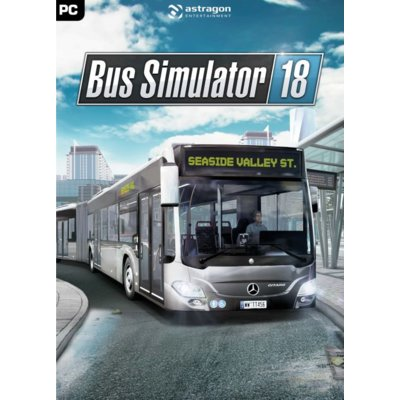 Gra PC Bus Simulator 18