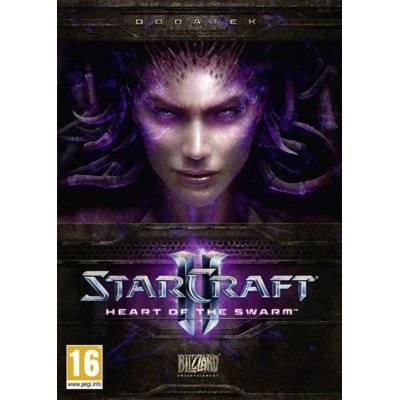 Gra PC CDP.PL StarCraft II: Heart of the Swarm