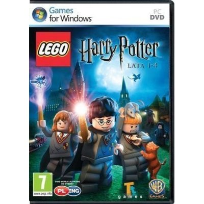 Gra PC CENEGA LEGO Harry Potter: Lata 1-4 ver.2