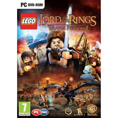 Gra PC CENEGA LEGO The Lord of the Rings: Władca Pierścieni
