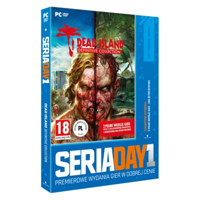 Gra PC Dead Island: Definitive Collection (Seria Day 1)