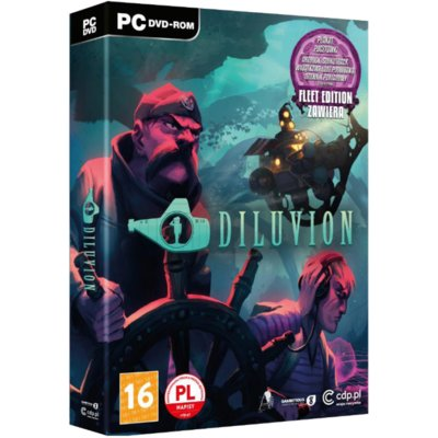 Gra PC Diluvion Fleet Edition