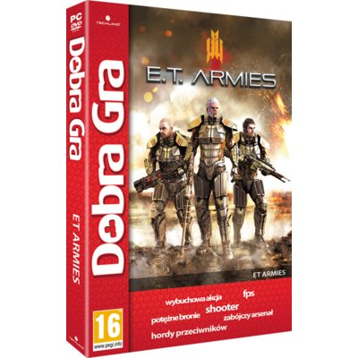 Gra PC Dobra Gra E.T. Armies