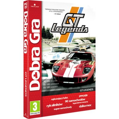 Gra PC Dobra Gra GT Legends