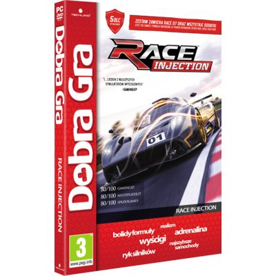 Gra PC Dobra Gra RACE Injection