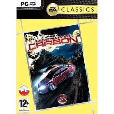 Gra PC ELECTRONIC ARTS Need for Speed Carbon (C)