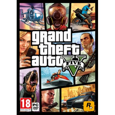 Gra PC Grand Theft Auto V