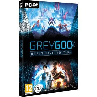 Gra PC Grey Goo Definitive Edition